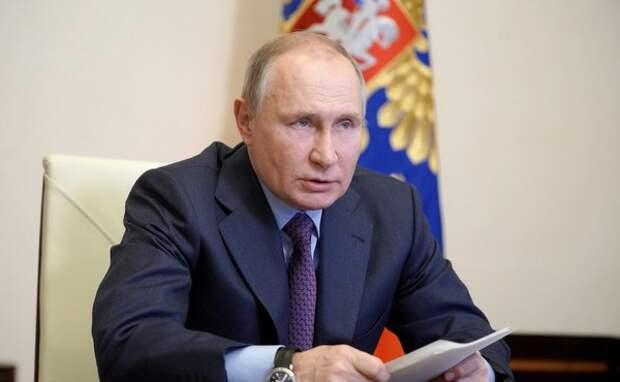 Путин ожидает выработку коллективного иммунитета к концу лета