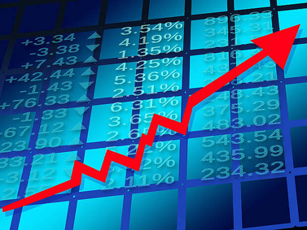 Российский рынок акций открылся в «зеленой зоне»