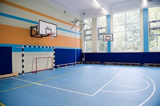 В общежитии Тимирязевской академии в САО завершился ремонт спортивных залов