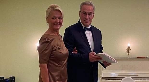 Раскрыты подробности о свадьбе Андрея Норкина и его новой жене
