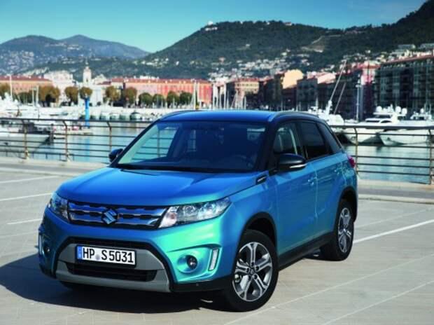 Новый Suzuki Vitara: шестнадцать лет спустя