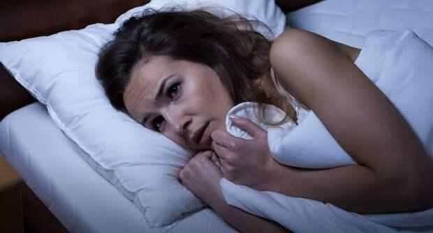 Оля рассказала о том, что ей снилось своему мужу