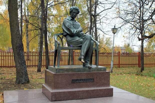 Вячеслав Никонов: «Пушкин готовился написать «Историю России»