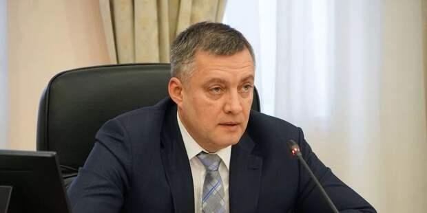 Кобзев поручил проверить жилой фонд Иркутска