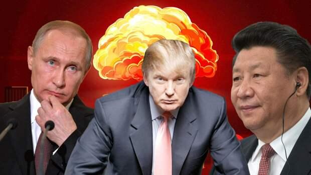 Шаг в пропасть: Запад решил ограничить права России и Китая в ООН