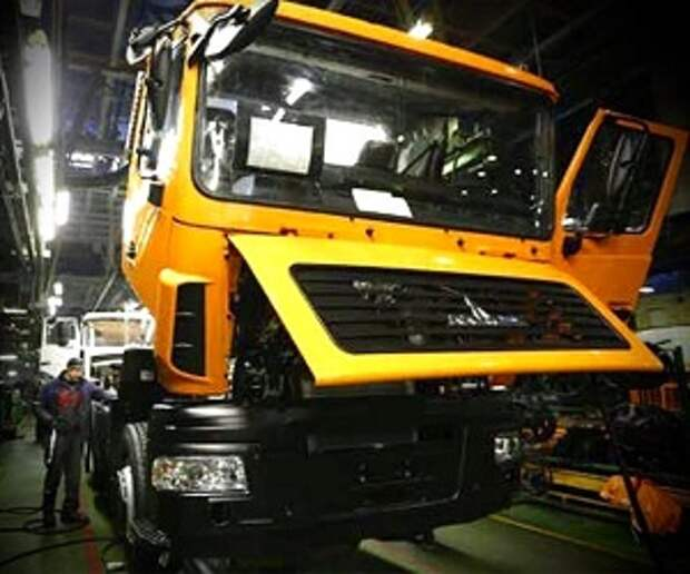 «Роснефть» стала официальным поставщиком моторного масла для «Минского Автозавода»