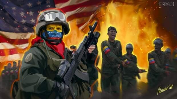 Американская НПО получила грант от Пентагона на изучение армии Венесуэлы