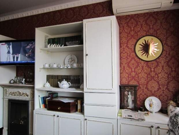 Советская мебель в современном интерьере: новая жизнь старых вещей (53 фото)