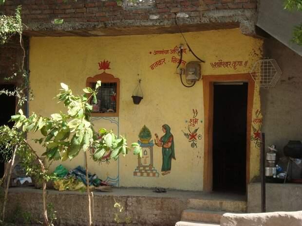 Деревня без дверей. Почему почитатели бога Шани небоятся воров