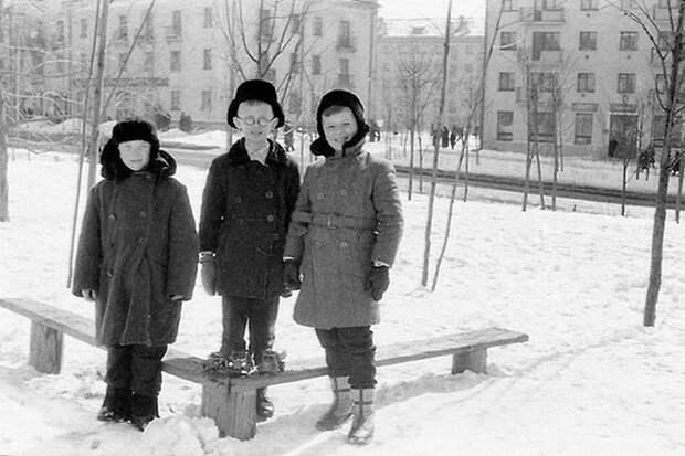 Водители маленьких грузовиков СССР, детство, фотографии