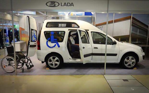 Lada Largus получила новую версию