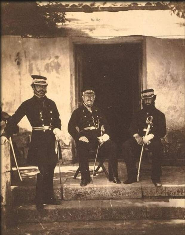 Крымская война. Первый военный фоторепортаж в истории человечества
