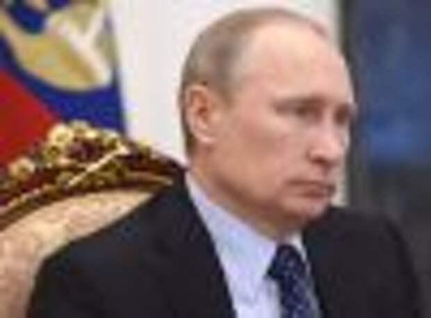 Путин поручил МИД РФ ответить на вторжение БТР Украины