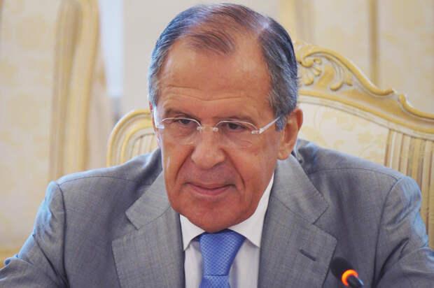 Лавров увидел признаки давления на Тихановскую