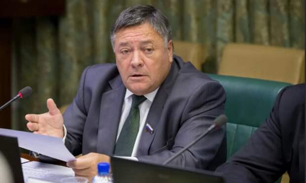 Первый заместитель председателя комитета Госдумы по экономической политике Сергей Калашников