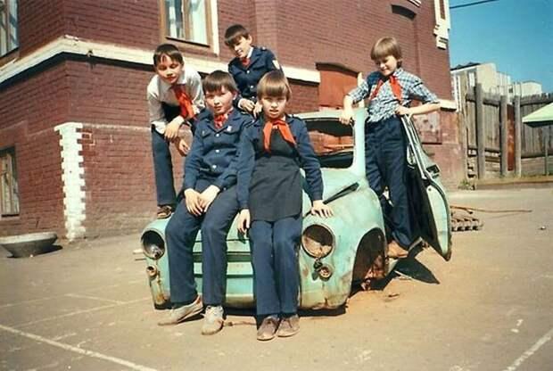 Металлисты СССР, детство, фотографии