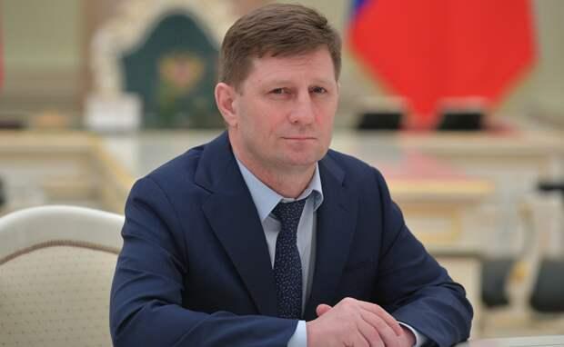 Хабаровский экс-губернатор Фургал заразился коронавирусом
