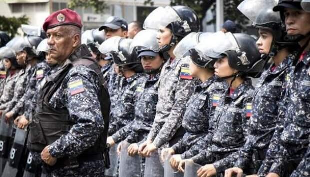 Полиция Венесуэлы поддержала оппозицию | Продолжение проекта «Русская Весна»