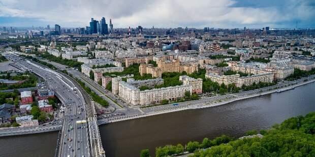 Составители рейтинга Cities in Motion включили Москву в список лучших городов