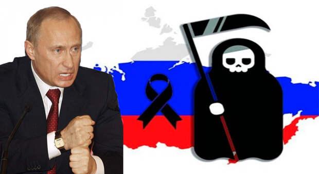 Численность населения в России продолжает сокращаться? Изучаем статистику народонаселения в России при Путине