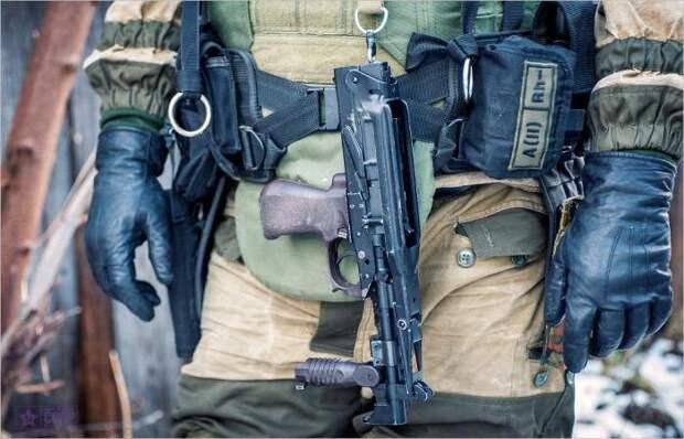 Стоит на вооружении спецназа. |Фото: yandex.ru.
