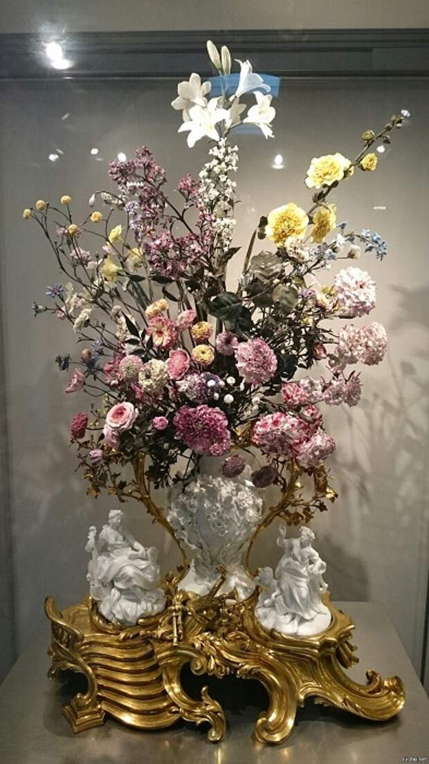 Bouquet de la Dauphine, Граван и Депьере, 1749 г.