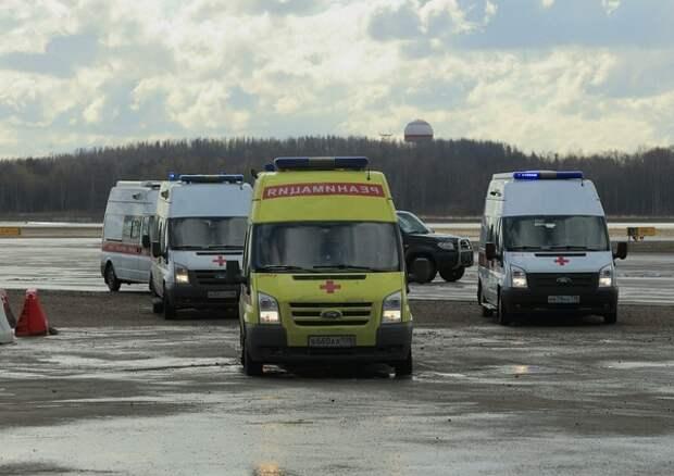 Минздрав: В числе погибших в Перми есть ребёнок