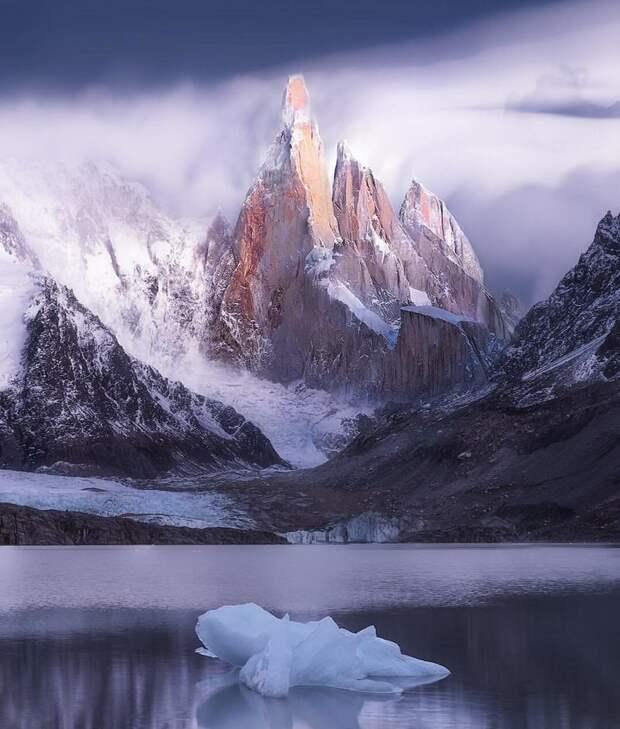 Патагония красота, мир, природа, путешествия