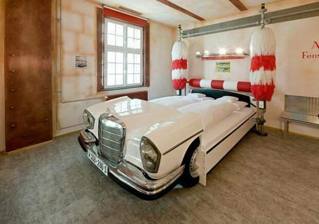 Кровать для большого мальчика