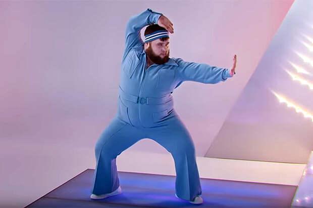 ⭐️7 фактов о Дмитрии Красилове — парне в голубом, который танцует в клипе Uno