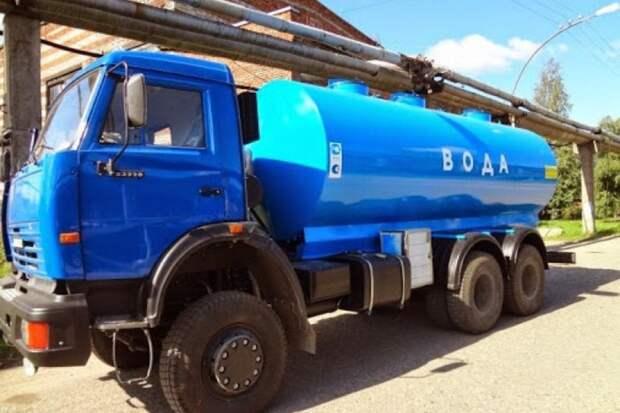 В симферопольском микрорайоне Марьино будут подвозить воду жителям из-за аварии на сетях водоснабжения
