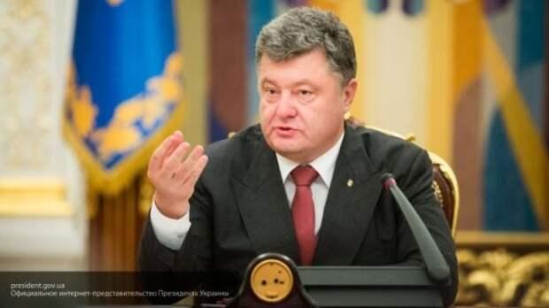 Порошенко призвал не допустить возвращения Украины под контроль России