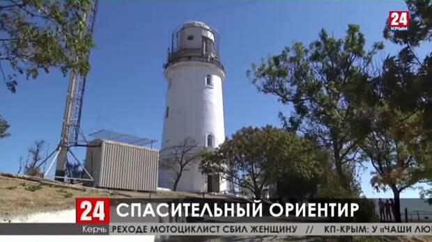 Еникальскому маяку в Керчи исполнилось 200 лет