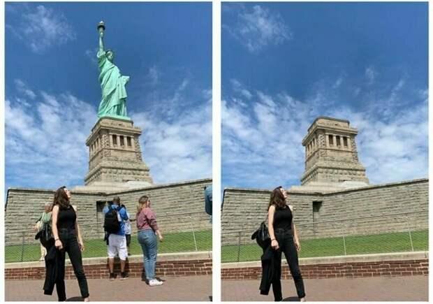 «Исправь мое фото, Джеймс!»: 30 свежих переделок от главного фотошоп-тролля современности