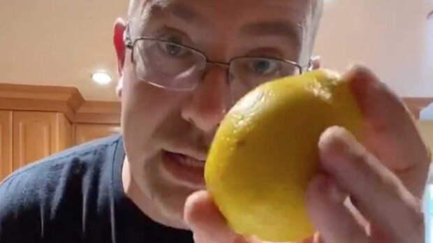 Как лимон может остановить паническую атаку