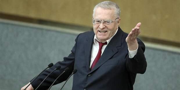 Жириновский довел до слез участников Госсовета по аграрной политике