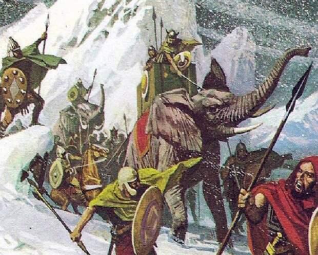 Запретные темы истории. Львы и слоны Европы Древней