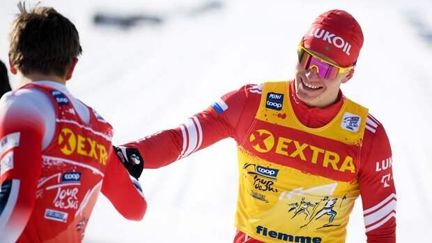 Йоханнес Клэбо: «Поздравляю Большунова с серебром в марафоне. Он блестящий лыжник»