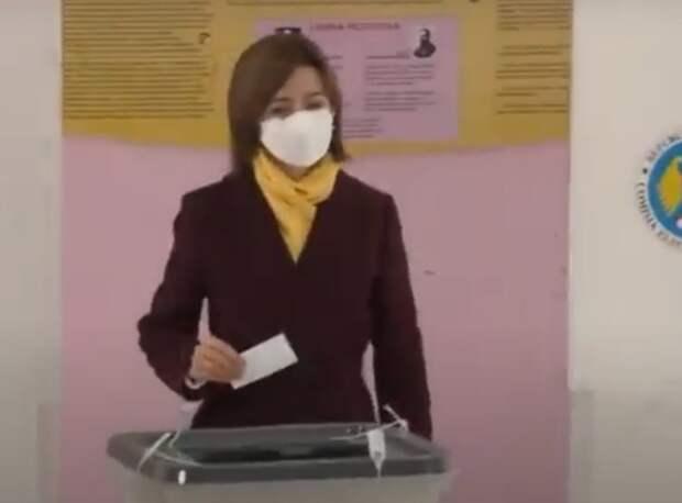 Додон проигрывает выборы президента Молдавии
