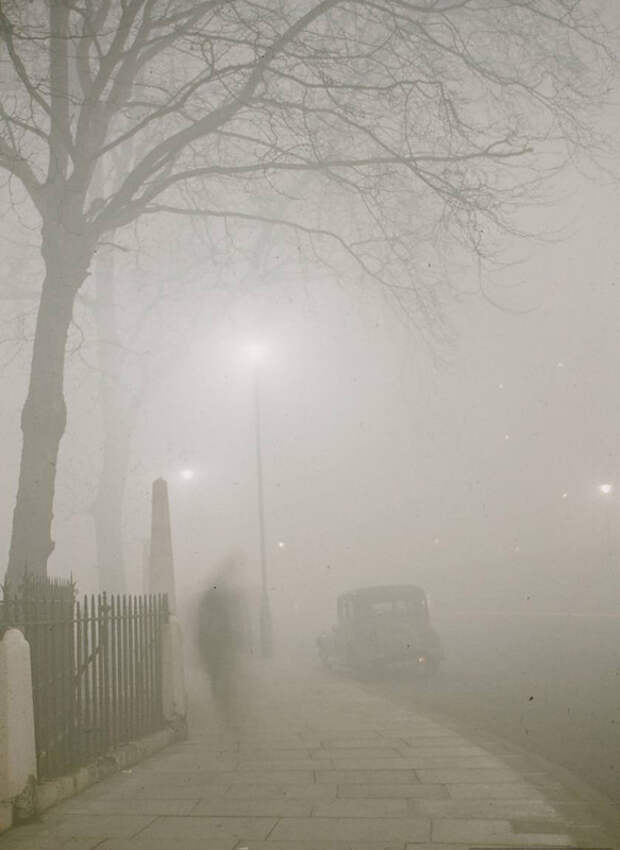 londonskiapokalipsis 5 10 фотографий Великого смога в Лондоне