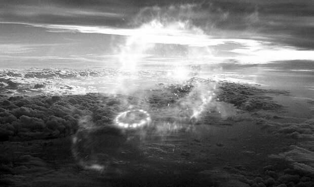 Включение режима невидимости НЛО