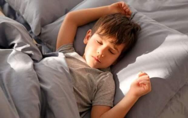 Почему дети спят дольше взрослых?