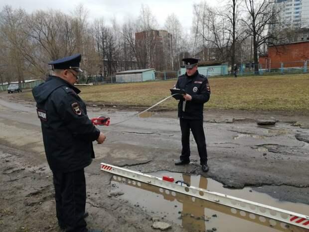 Плохие дороги «поспособствовали» 42 ДТП в Ижевске