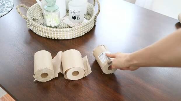 Проще быть не может и без лишних заморочек: плетёный декор для дома из бумаги