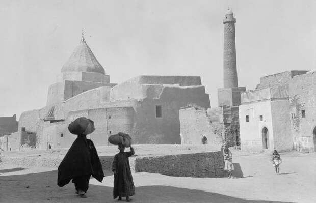 На конкурсе проектов реконструкции мечети в Мосуле победил проект «Диалог дворов»