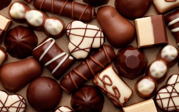 ЛЮБОЗНАТЕЛЬНЫМ. О конфетах...
