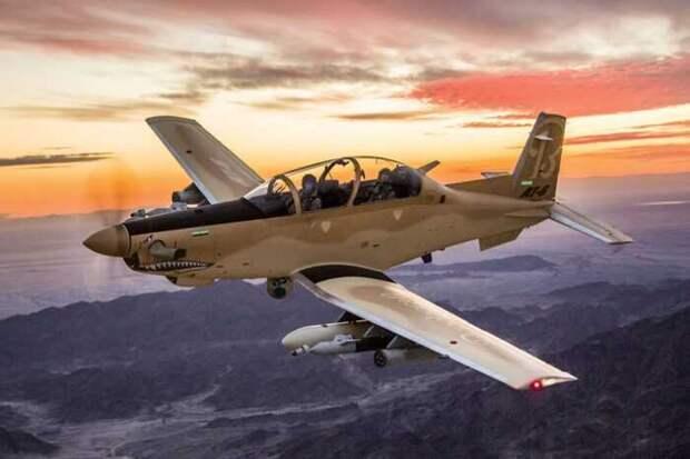 ВВС США приняли на вооружение самолет-штурмовик нового типа
