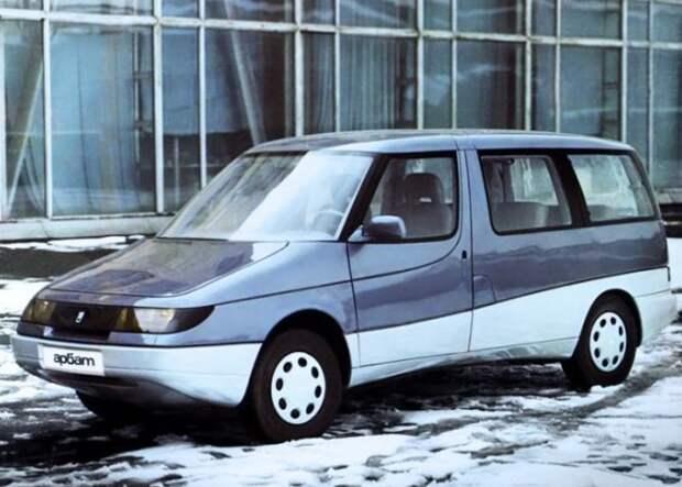 """Москвич-2139 """"Арбат"""". В 1980-е руководство завода """"Москвич"""" решило заменить модель 2140, которая давно устарела. Инженеры разработали ряд проектов, которые кардинально обновляли модельный ряд на десяток лет вперед. СССР, авто, фото"""