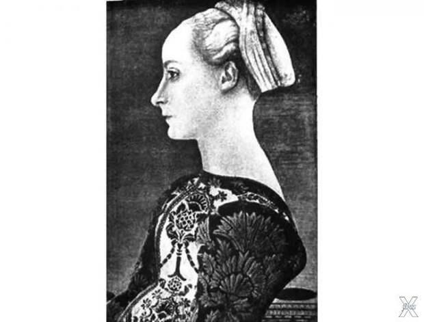 Предполагаемый портрет Яндры делла Скалы