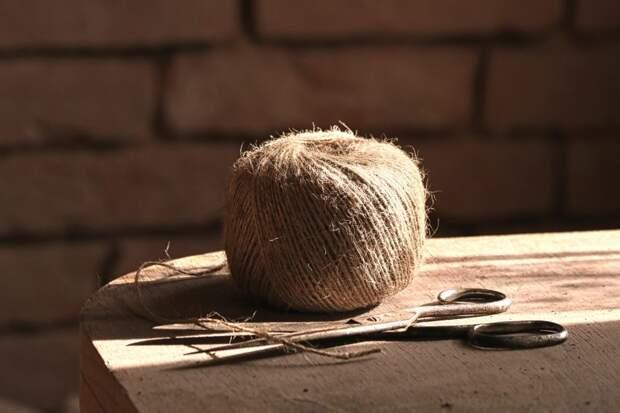 В экоцентре в Войковском проведут мастер-класс по созданию вазы из прочной веревки
